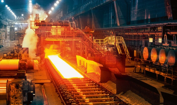 Staalindustrie