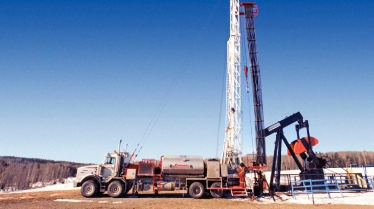 Boorinstallaties voor de olie- en gasindustrie